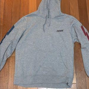 BN element men's hoodie size l